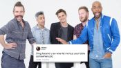 Queer Eye's Fab 5 Competes in a Compliment Battle