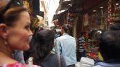 Lisa and Belinda in India