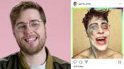 Garrett Watts Reacts to His Old Instagram Photos