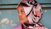 Model Halima Aden Returns to the Refugee Camp She was Born In
