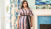 Mindy Kaling Shows Off Her L.A. Home's Vivid Color Scheme