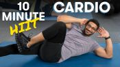 10-Minute Full-Body Tabata Cardio HIIT Workout