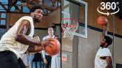 The Joel Embiid 360-Degree Experience