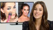 Ashley Graham Fact Checks Beauty Tutorials on YouTube