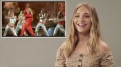 Maddie Ziegler Mirrors Iconic Dances from Music Videos