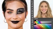Maddie Ziegler Photoshops Herself Into 7 Different Looks