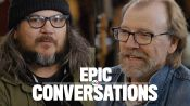 Jeff Tweedy and George Saunders Have an Epic Conversation