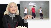 Rita Ora Reviews the Internet's Biggest Viral Dance Videos