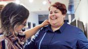 The Secret Life of a Plus-Size Fit Model