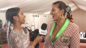 Ashley Graham on Accidentally Arriving Early to the Met Gala