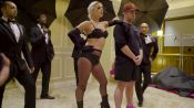 See How Lady Gaga Pulled Off the Greatest Met Gala Entrance of All Time