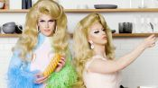 Antoni Porowski Cooks with Miz Cracker For WorldPride