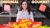 Pastry Chef Attempts to Make Gourmet Starburst