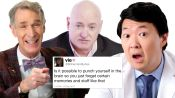 Best of Tech Support: Bill Nye, Neil DeGrasse Tyson and More Answer Science Questions from Twitter