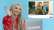 Zhavia Watches Fan Covers on YouTube