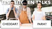 BA Test Kitchen Blindly Taste Tests Cheese