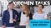 BA Test Kitchen Answers 13 Common Chicken Questions