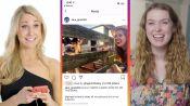 Nikki Glaser Hijacks a Stranger's Phone