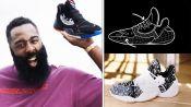 James Harden Breaks Down the Adidas Harden Vol 4 Sneaker