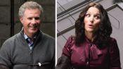 Will Ferrell & Julia Louis-Dreyfus Take a Lie Detector Test