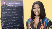Megan Thee Stallion Creates the Playlist of Her Life