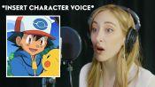 Pokémon Voice Actor Explains How Cartoon Dubbing Works