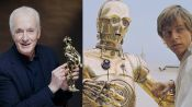 Every C-3PO Costume Explained By Anthony Daniels