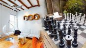 Inside a Brooklyn Townhouse With a Giant Chess Set