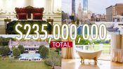 Inside 9 Luxurious New York Homes Worth a Combined $235M