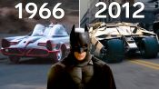 Every Batmobile From Movies & TV Explained