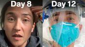 Diary of a Trauma Surgeon: 12 Days of Covid-19's Surge