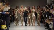 Donatella, Helena, Mayowa, and More Weigh in on Why Versace's Spring 2018 Tribute Collection Was the Best Show Ever
