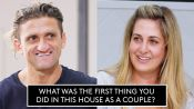Casey Neistat and Candice Pool Quiz Each Other On Home Design & Family Life