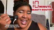 Dulcé Sloan's Stunning 10 Minute Beauty Routine