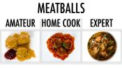 4 Levels of Meatballs: Amateur to Food Scientist