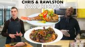 Chris and Rawlston Make Each Other's Recipes