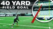 Can an Average Guy Beat an NFL Kicker in a Field Goal Competition?