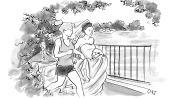 A New Yorker Cartoonist on Why Weddings Make Great Jokes