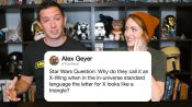 """""""Star Wars Explained"""" Answers Star Wars Questions From Twitter"""