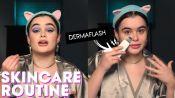 Barbie Ferreira's Nighttime Skincare Routine