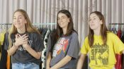 The Haim Sisters Show Us What They Wear in a Week
