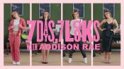 What TikTok Darling Addison Rae Wears in a Week