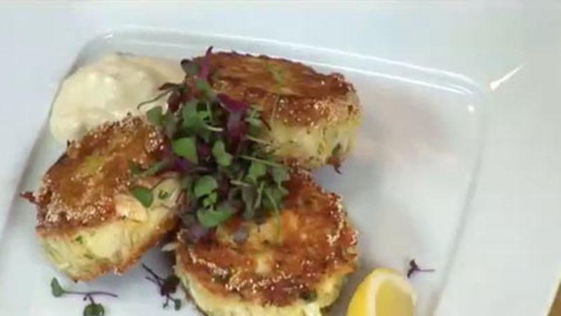Maryland crab cake recipe epicurious