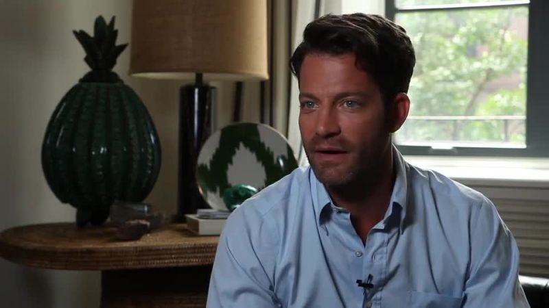 Watch Celebrity Living Nate Berkus Discusses His Approach to