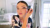 Watch Miranda Kerr Apply Her Glowing Wedding Day Makeup | Beauty Secrets