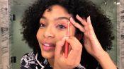 Watch Yara Shahidi's Guide to Playful, Summer-Ready Eye Makeup