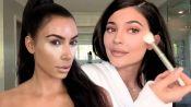 Watch the?Kardashian-Jenner Sisters' Best Beauty Secrets, From Baking to Lip Liner