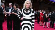 Catherine O'Hara Breaks Down Her Best Fashion Moments, From the Screen to the Red Carpet