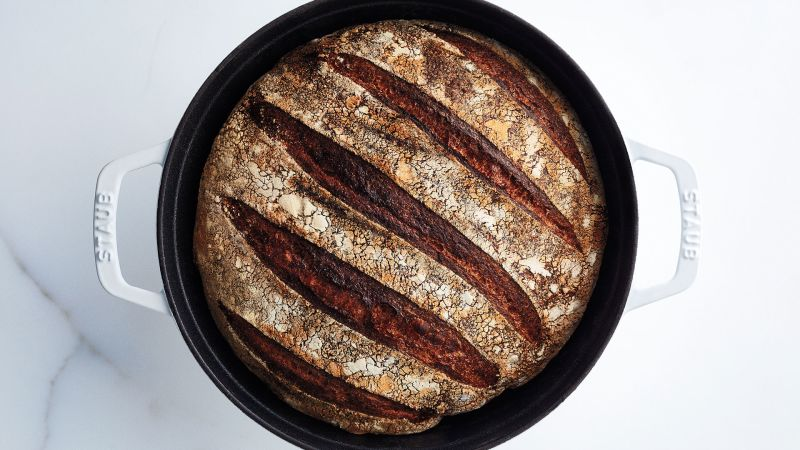 Bread for Success: How to Make Bakery-Style Loaves at Home