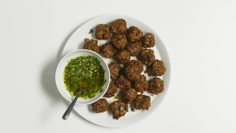 These Crispy Meatballs Are My New Weeknight Secret Weapon
